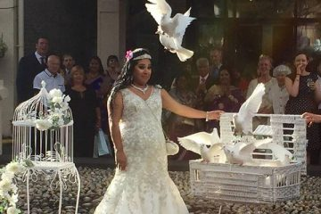 Wedding Doves Kent