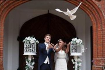 Wedding Doves Kent