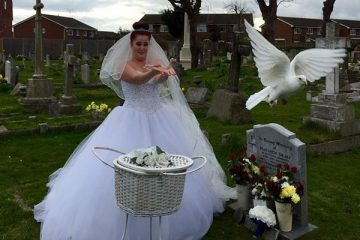 Wedding Doves Essex