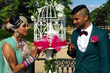 Wedding Doves London